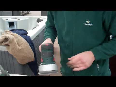 jacuzzi spa acrylic repair