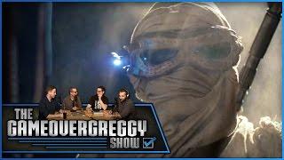 Star Wars Trailer Reaction - The GameOverGreggy Show Ep. 99 (Pt. 1)