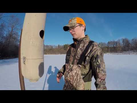 How to clean a wood duck house (MUST WATCH)