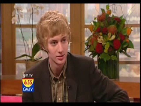Adam Pacitti on GMTV - The Girl Of My Dreams