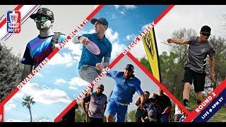 Disc Golf Pro Tour: The Waco Charity Open - Round Two thumbnail
