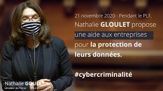Nathalie Goulet propose une aide aux entreprises pour la protection de leurs données