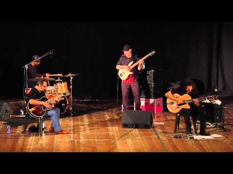 Biréli Lagrène & Giuseppe Continenza Quartet with Gary Willis & Michael Baker -