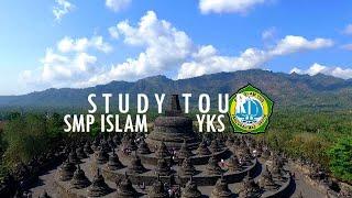 STUDY TOUR SMP ISLAM YKS - JOGJA FUN B'TOUR