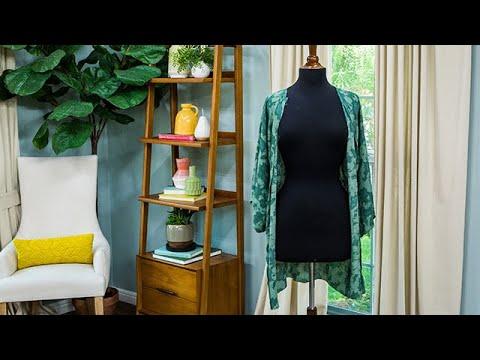 No Sew Kimono with Orly Shani - Home & Family