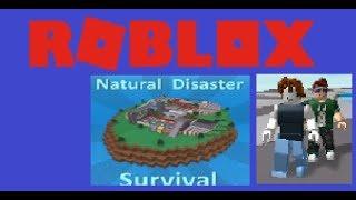 ROBLOX - Natural Disaster Survival