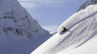 Backcountry Powder Lines - Mates in Alaska - Ep 1