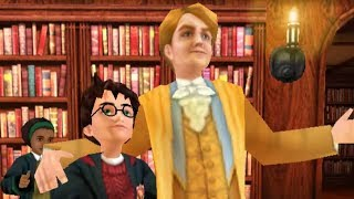 Harry Potter and the Chamber of Secrets (PC) - Part 1 - Unfordtunately