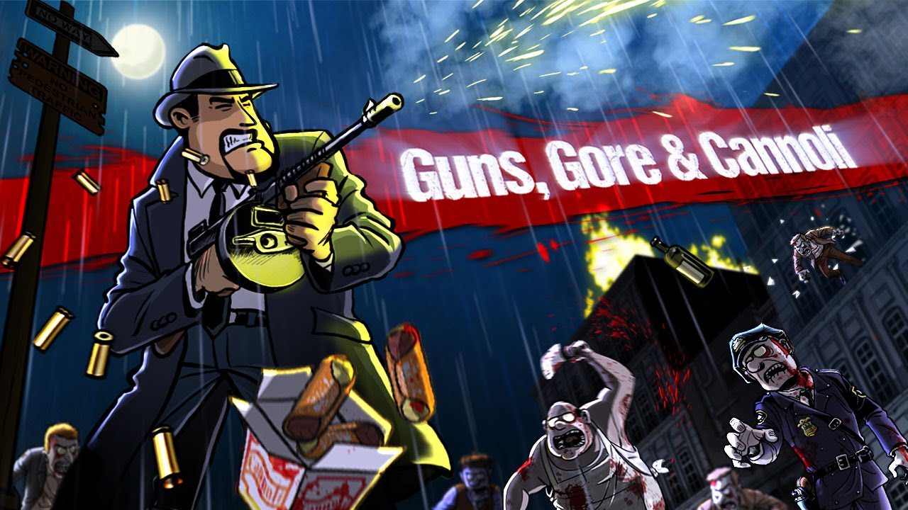 Guns, Gore & Cannoli Free Download PC Games