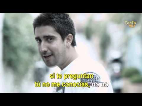 Alex Ubago - Mil horas (Official CantoYo Video)