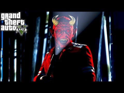 GTA 5 DLC - BRAND NEW HALLOWEEN GAME MODE! (GTA 5 Slasher DLC)