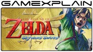Legend of Zelda: Skyward Sword Video Review (Wii) [HD] (Video Game Video Review)