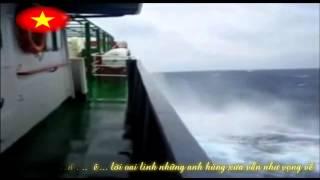 Nghĩ về người lính đảo xa