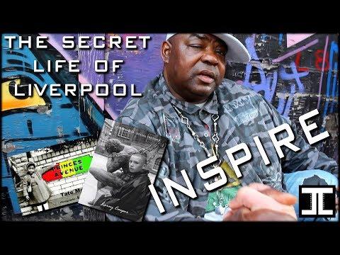 INSPIRE - The Secret Life of Liverpool - Leroy Cooper