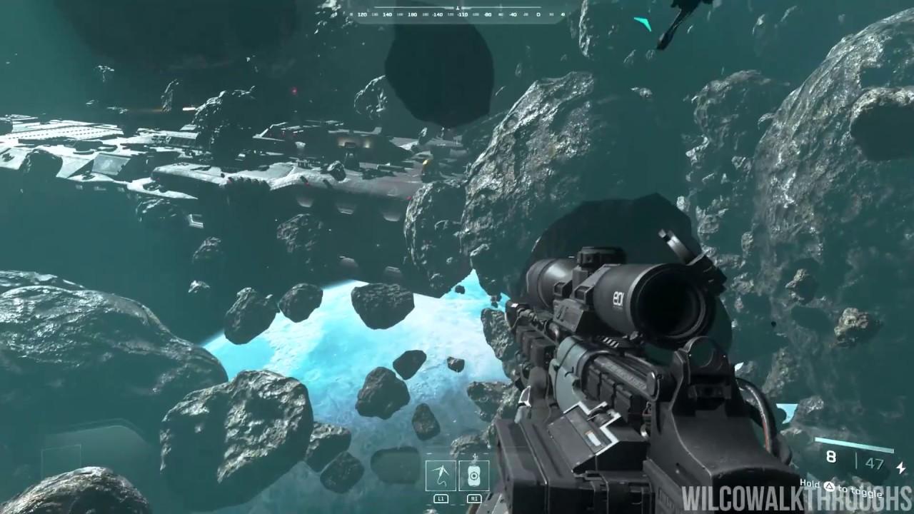 Cod infinite warfare campaign ship assault operation phoenix no commentary youtube - Infinite warfare ship assault ...