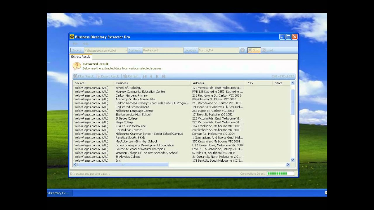 Business Directory Extractor Pro 3 0 Youtube