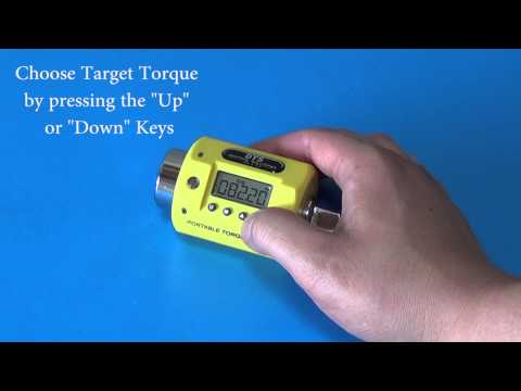Digitool Solutions Portable Torque Tester Intro video