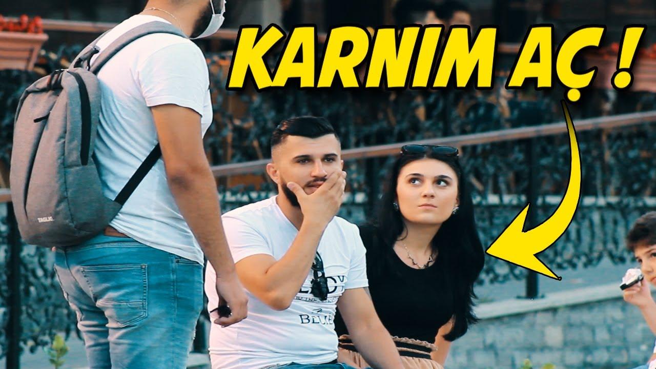 EŞYALARIMI SATIYORUM KARNIM AÇ ! - SOSYAL DENEY