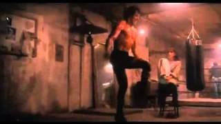 Rocky III - Allenamento con Apollo.