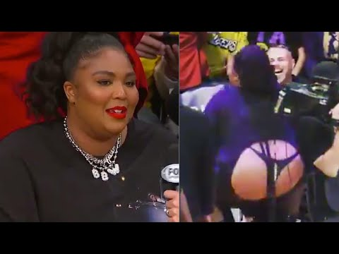 The Wake Up Show - WATCH: Lizzo Responds To Everyone Hating On Her Bare Booty Twerking