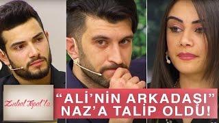 Zuhal Topal la 163. Bölüm (HD) | Arkadaşı Elmir in Naz a Talip Olmasına Ali den Büyük Tepki!