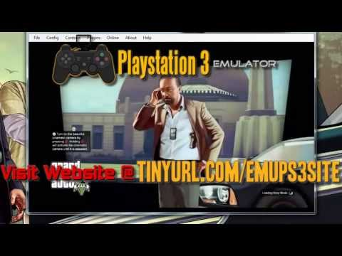 PS3 Emulator (Softw + Download) Play GTA V On Your PC Now! ...