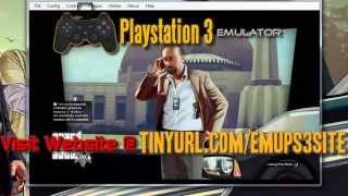 PS3 Emulator - Play GTA 5 on PC