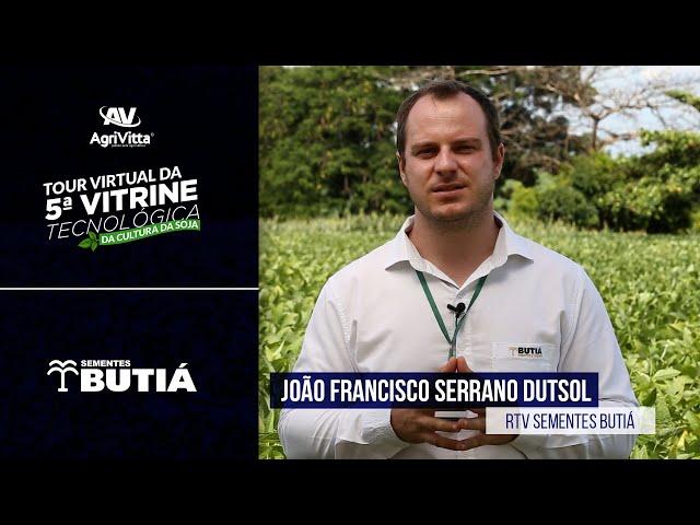 João Francisco Serrano Dutsol, RTV Sementes Butiá