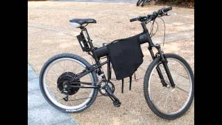 Collection of Completed Electric Bike Kit DIY Projects - All kits sold by ElectricRider
