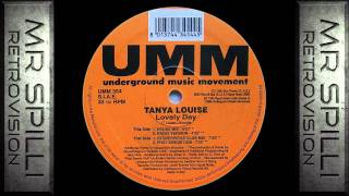 Tanya Louise - Lovely Day (House Mix) [Organ House] [1996] *Retrovision*
