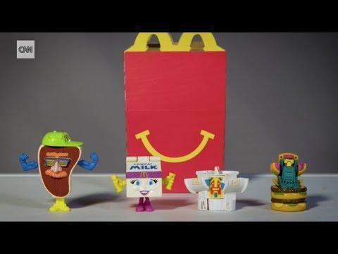 كيف تغيرت وجبة -هابي ميل- من ماكدونالدز عبر السنين  - 15:23-2018 / 8 / 19