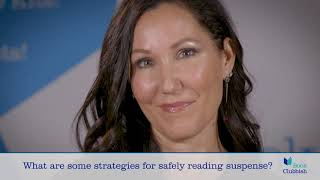 Getting TOO Scared? How Do You Read Suspense?