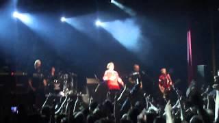 Die Toten Hosen - Uno, dos, ultraviolento - Vorterix,  Argentina 2012