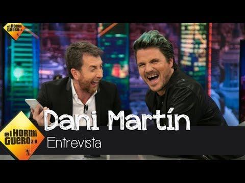 Los problemas que sufre Dani Martín por culpa de su vocalización - El Hormiguero 3.0