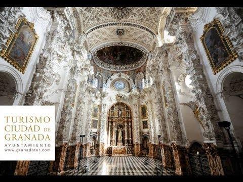 Granada monasterio de la cartuja ayuntamiento de - La isla dela cartuja ...