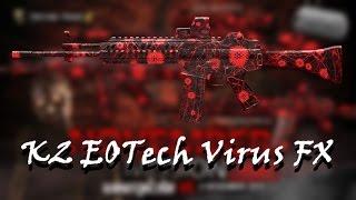 SF2 ร ว ว K2 EOTech Virus FX