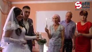 Свадьба Саша Лена  банкетный зал часть№ 1