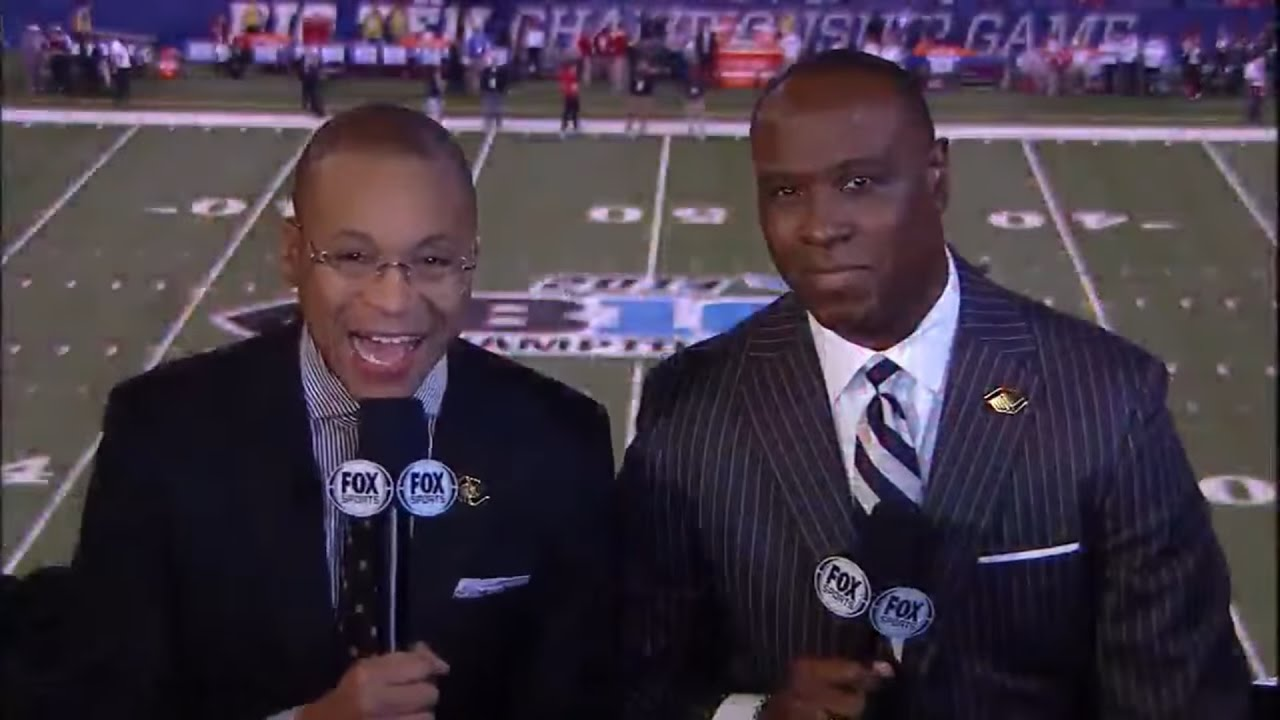 Gus Johnson's Best College Football Calls - YouTube