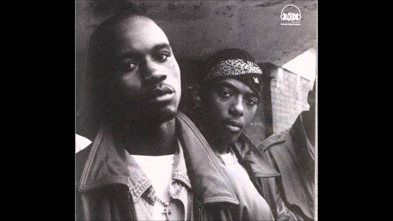 Mobb Deep The Infamous Mobb Deep Gun Sling / Shot The F**k Up