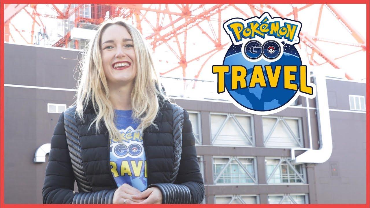 Pokémon GO Travel takes the Global Catch Challenge to Tokyo - YouTube