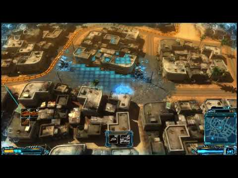X-Morph: Defense - Egypt - Gold Medal (Hard Difficulty)