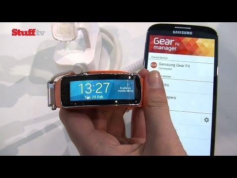 Samsung Galaxy Fit - MWC 2014