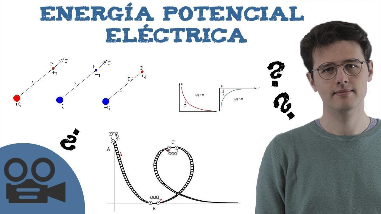 Download Energía potencial eléctrica - Ejemplos y teoría