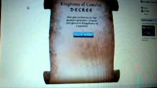 Gemme gratuite in Kingdoms of Camelot!!!