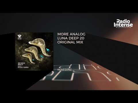 Premiere: More Analog - Luna Deep 20 (Original Mix) [Renesanz] // Techno