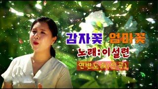 '주말특집가요' 중국동포(조선족) 미녀들 노래 들어보자...연변 인기가수 이설련님 신곡 '감자꽃 엄마꽃'도 올려드립니다, 모두들 좋은 주말 되세요!!