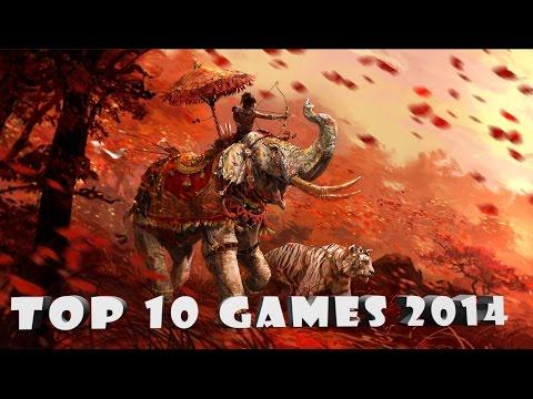 TOP 10 BEST GAMES 2014 PC