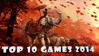 TOP 10 BEST GAMES 2014 PC