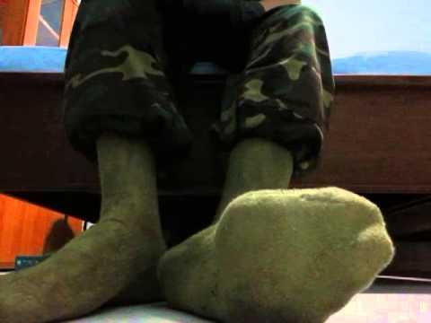 Army Feet