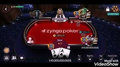 Texas Holdem Poker Up to 150B 1.4t  in 5 Minutes